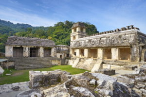 Mayan civilization capital Palenque has some of the earliest examples of water systems utilizing water pressure