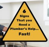 6 Signs you need a pro plumber's help - and fast