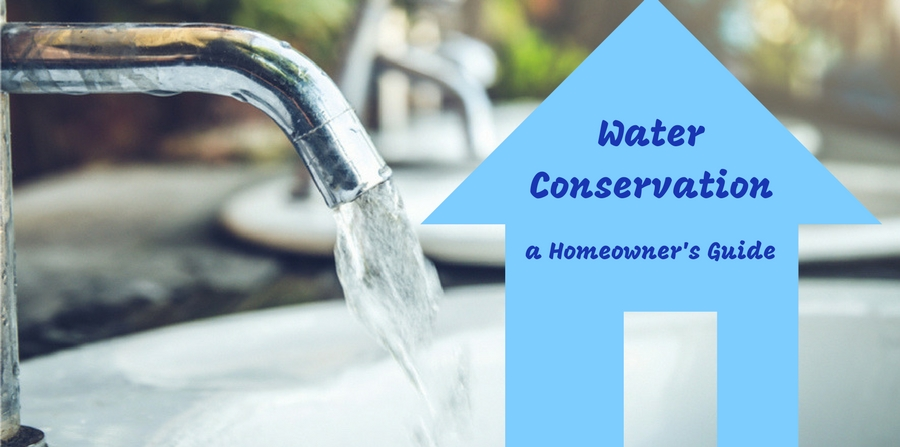 Water conservation: a homeowner's guide