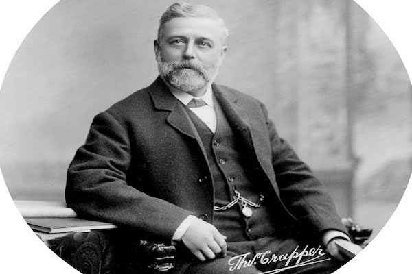 Picture of Thomas Crapper
