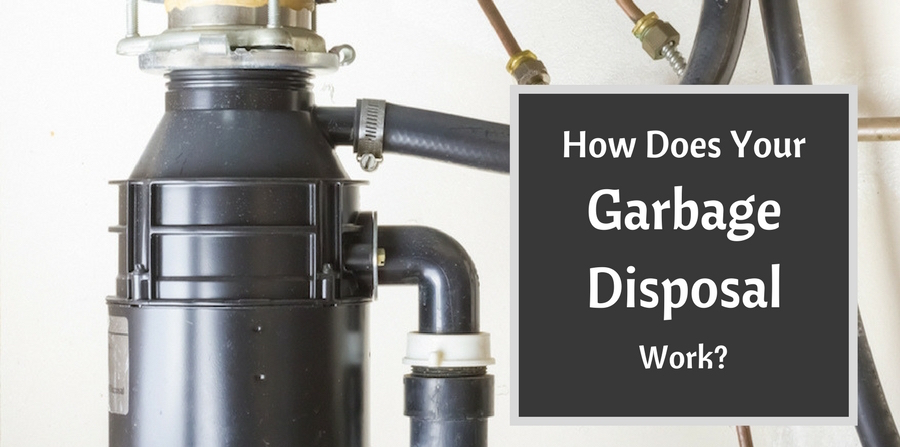How your garbage disposal works ben franklin plumbing for How does plumbing work