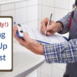 Plumbing check-ups to make once a week