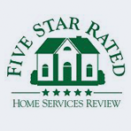Five Star Rated Home Services Review logo