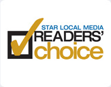 Star Local Media Readers Choice Award