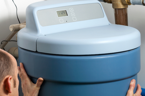 water softener settings