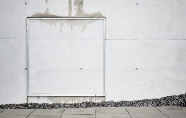 How to Detect a Water Leak Beneath Concrete