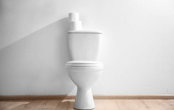Why is my toilet flushing slowly?