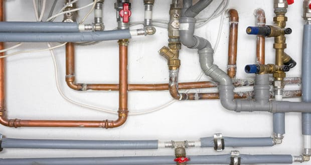 The Anatomy of Your Home's Plumbing