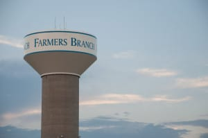 Water Tower Farmer Branch