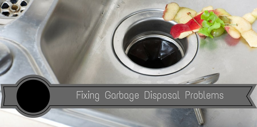 4 Garbage Disposal Problems and How to Fix Them