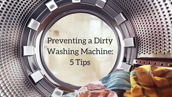 You can prevent a dirty washing machine.