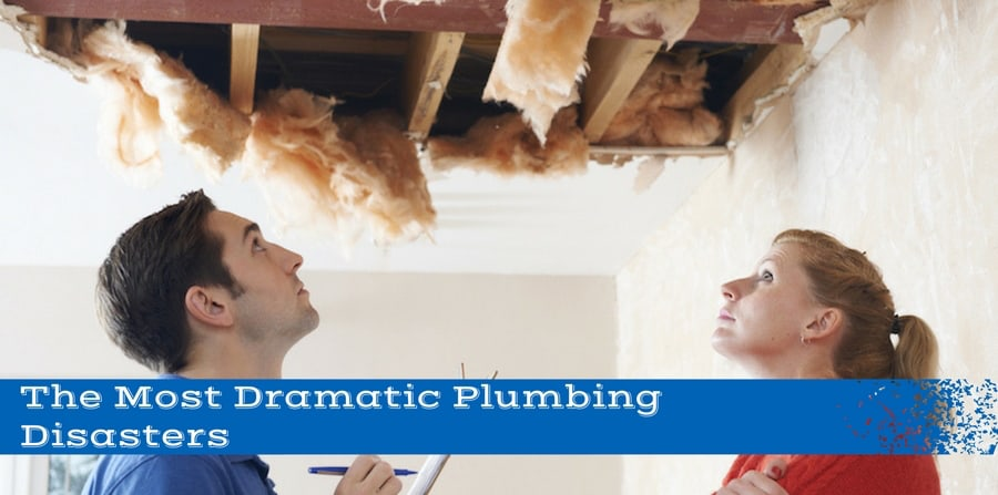 The Most Dramatic Plumbing Disasters