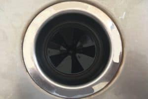disposal flange