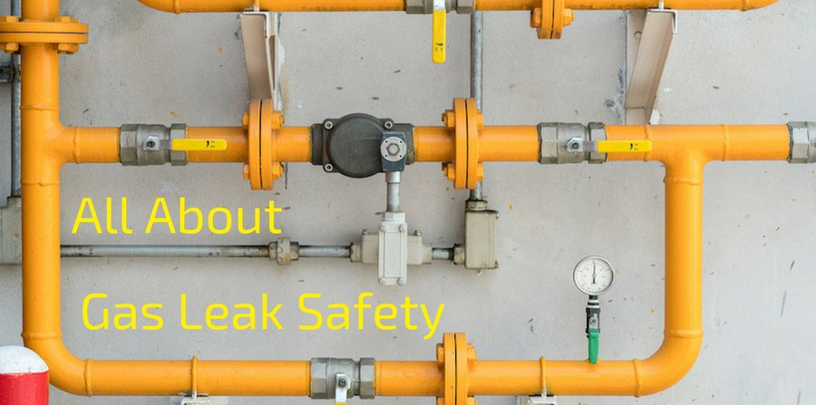 all about gas leak safety