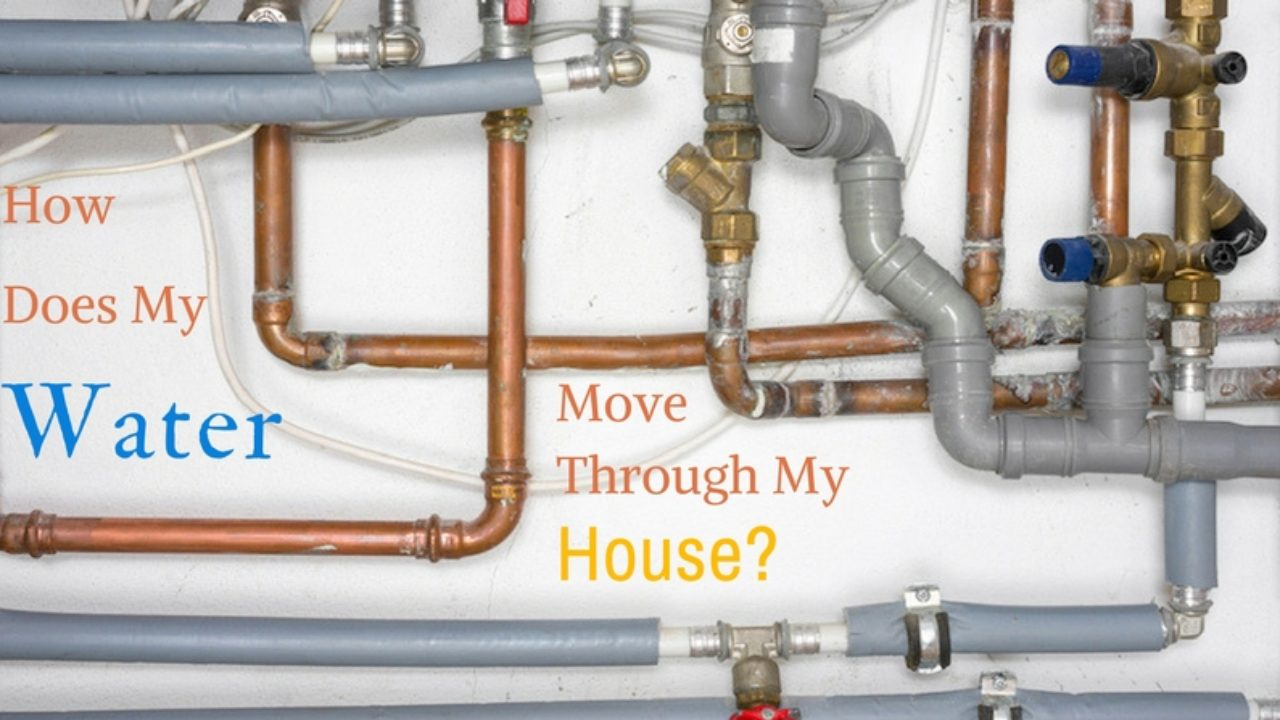 How Does Water Move Through Your House? | Ben Franklin Plumbing