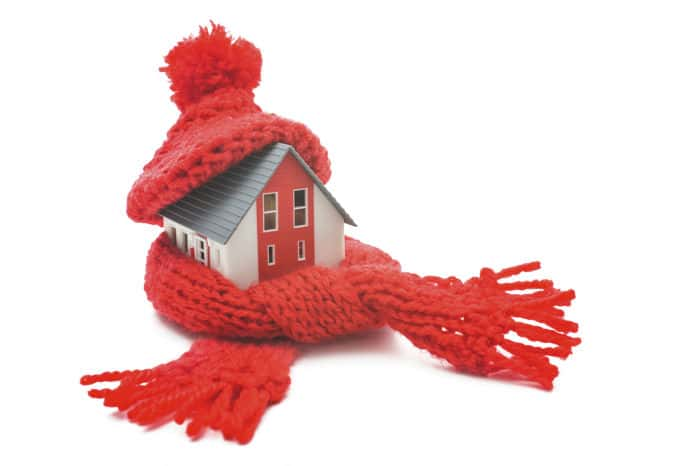 Winterize your home this winter.