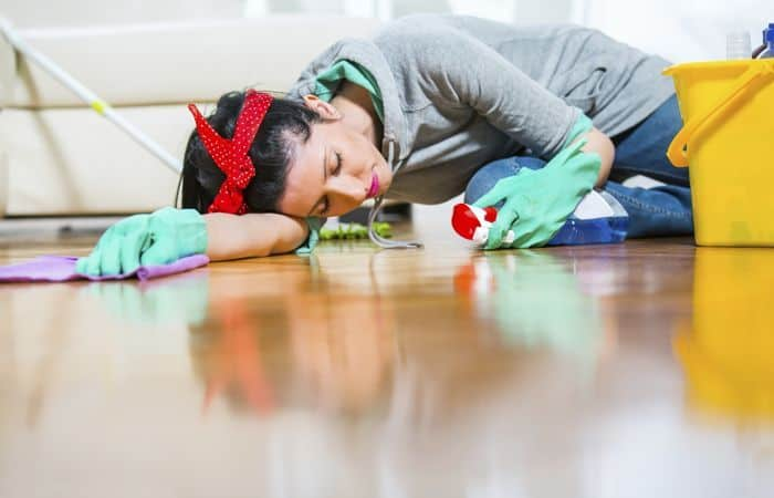 You could be missing a few places in your home. Don't forget to clean these specific places.