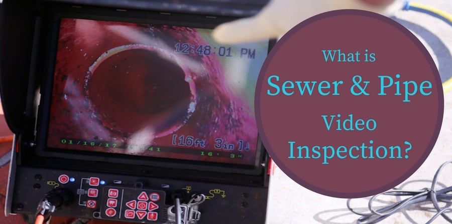 How Sewer Inspection Cameras Work