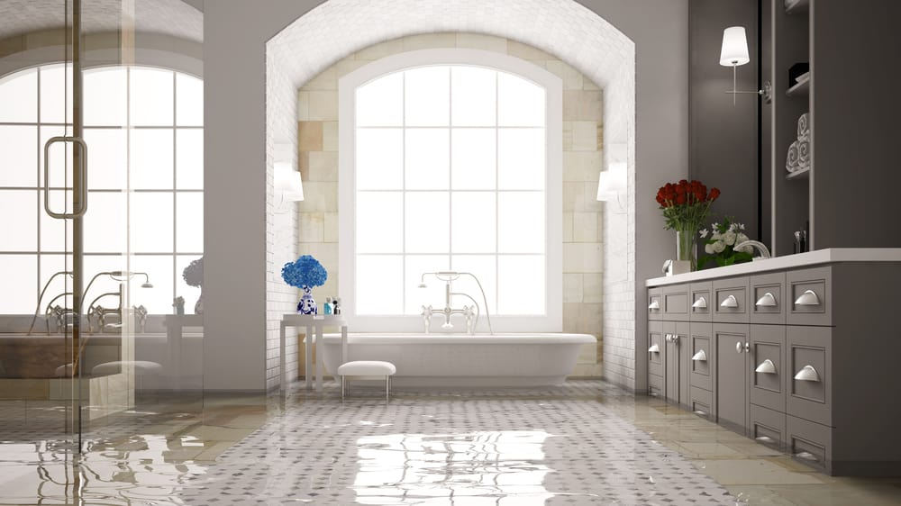 When your bathroom floods, this guide will help you get back on your feet.