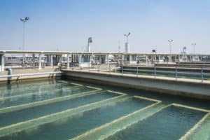 water treatment facility in Arlington texas. Algae in Arlington.