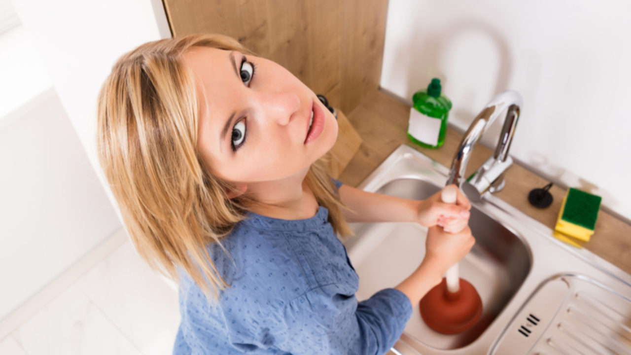 Why Your Kitchen Sink Keeps Clogging Ben Franklin Plumbing
