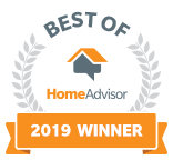 2019 Home Advisor Badge