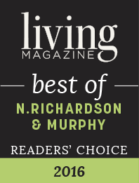 Living Magazine best of: N. Richardson & Murphy Readers' Choice 2016