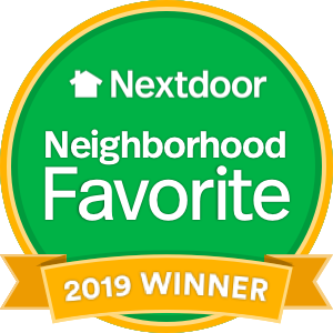 Nextdoor 2019 Neighborhood Favorite